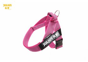 IDC color&gray belt harnesses, PINK
