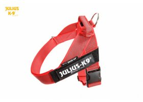 IDC color&gray belt harnesses, RED