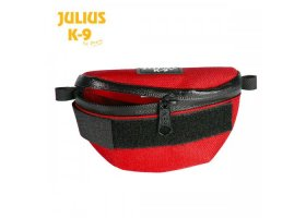 IDC� universal small sidebags for all harnesses! RED!