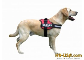 Julius K9 powerharnesses -red-